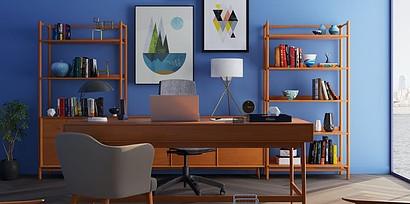 Postmodern decoration minimalist home